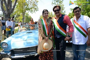 Festival of Globe Fair and India Independence Day Parade