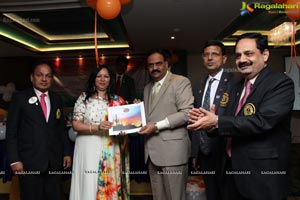 Lions Club of Hyderabad Petals 8th Installation Day