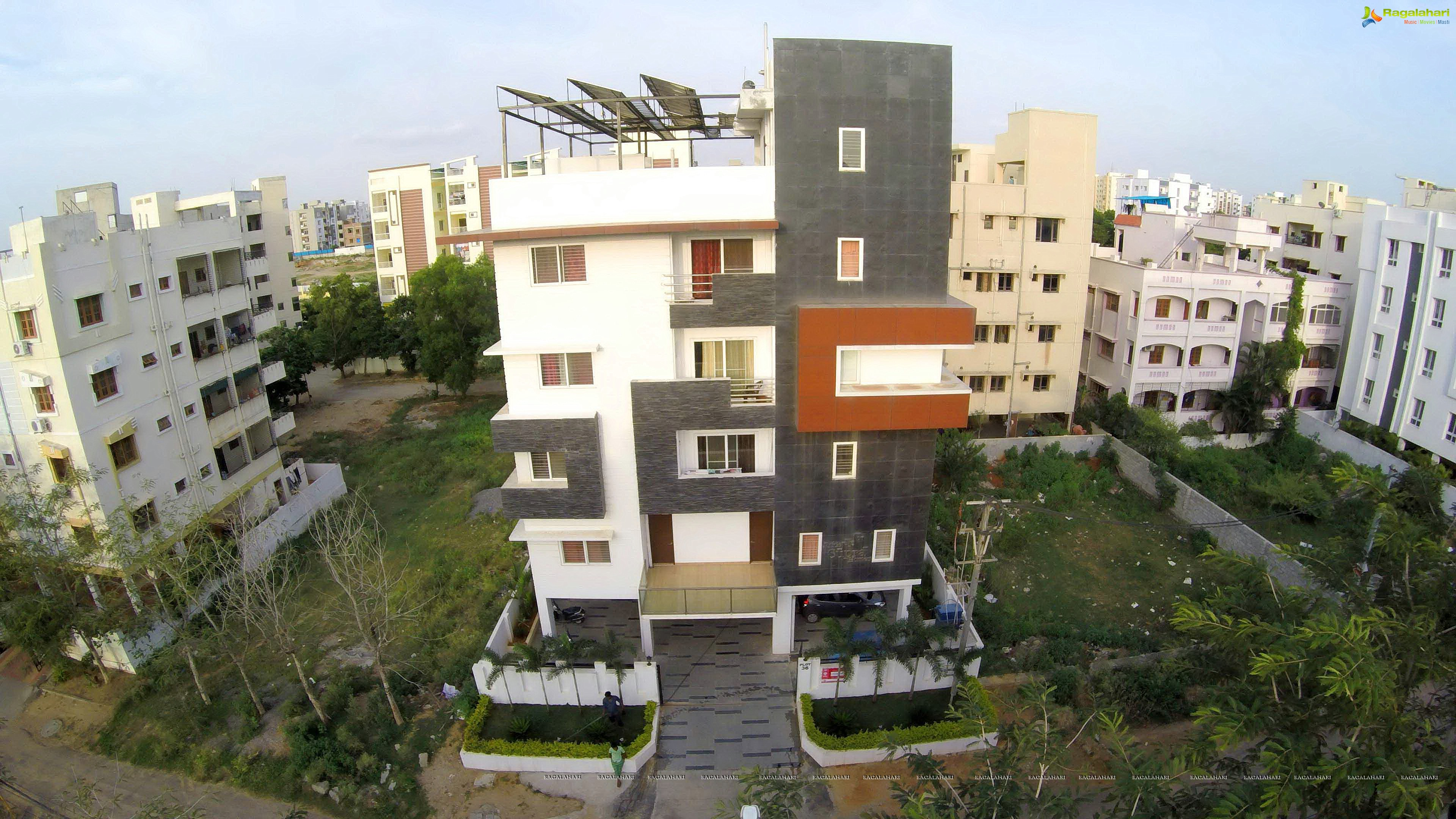 f1ac5c15e6b6 Photos  Pride Supra Homes is the India s first Solar Powered Apartment