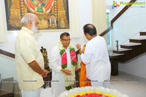 Brahmanandam Artist BKS Varma
