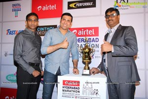 Airtel Hyderabad Marathon