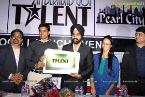 Pullela Gopichand Hyderabad Got Talent Logo