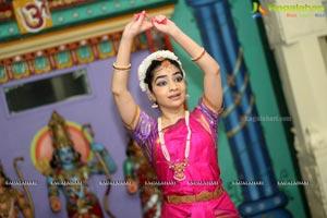 Bharatnatyam Raisa Luther
