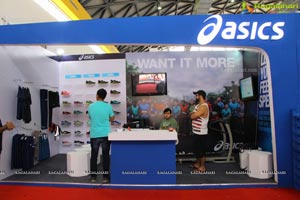 Airtel Hyderabad Marathon Expo 2016