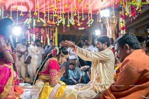 Varun Sandesh-Vithika Sheru Wedding