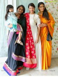 Lakshmi Manchu - Manchu Entertainments Prod. No. 4 Muhurat