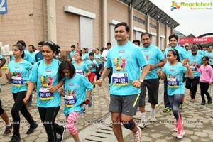 Airtel Hyderabad Marathon 2017 - 5K Fun Run