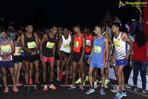 Airtel Hyderabad Marathon 2017 - Full & Half Marathon