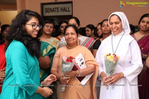 St. Francis College for Women's COFEE Club Meet