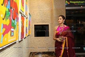 Thota Laxminarayana Art