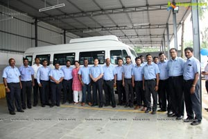 Force Motors Traveller T2 3350 Launch