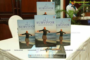 I am a Survivor Dr Vijay Anand Reddy Book
