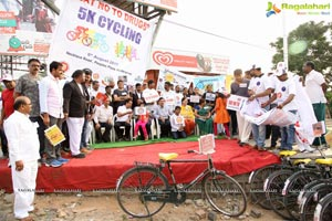 Say No To Drugs 5K - Cycling