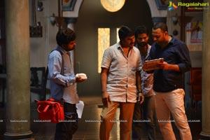 Anando Brahma Working Stills