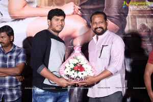 Anthaku Minchi Title Song Launch