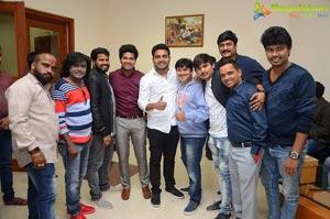 Chiranjeevi Birthday Celebrations 2018