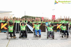 5K Fun Run 2018 flagged off at Hitex Exhibition Center
