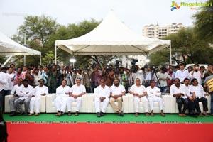 Mana Durgam Cheruvu Inagurated by Shri K.T. Rama Rao