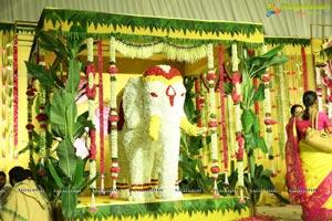 Dronamvalli Harika Wedding Photos