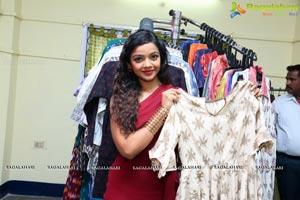 Nithya Shetty IKAT ART Mela