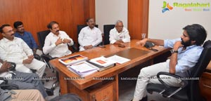 Jana Sena Press Meet