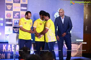 Telangana Premier Kabaddi League - Season 2