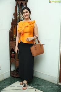 Monika Parthasarathy Pre-Birthday Celebrations