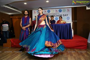 National Handloom Day 2018 Press Meet