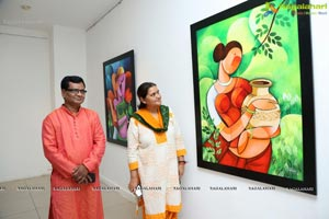 Solo Painting Exhibition