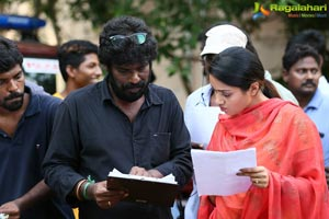 Roshagadu Working Stills