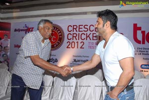 Crescent Cricket Cup 2012 Curtain Raiser