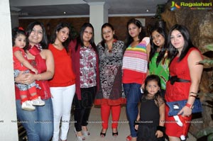 Gorgeous Girls Club Christmas Bash