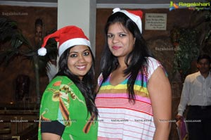 Gorgeous Girls Club Christmas Bash