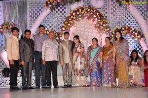 Hiral Doshi Wedding Reception