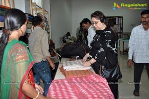 Pochampally IKAT Mela 2012 Hyderabad