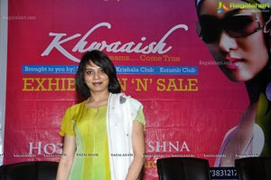 Khwaaish Exhibition Curtain Raiser
