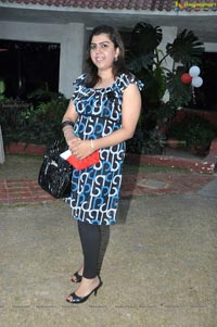 Nikitha Reddy 2012 Christmas Party