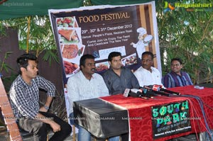 New Year Food Festival