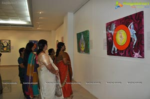 Sita Sudhakar Shiva Paintings Exhibition