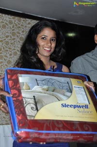 Shravya Reddy Sleepwell Hyderabad
