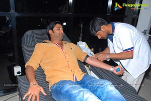 Stars Blood Donate at CCT