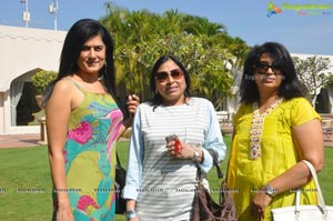 Taj Krishna Ladies Club Cook Out Session