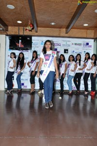 Tollywood Miss Andhra Pradesh