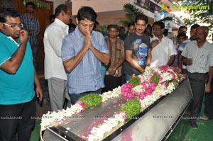 Dharmavarapu Subramanyam Death Photos