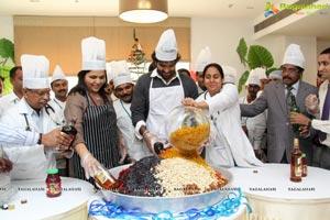 Apollo Hospitals Cake Mixing Ceremony
