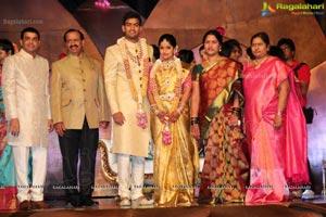 Dil Raju Daughter Engagement