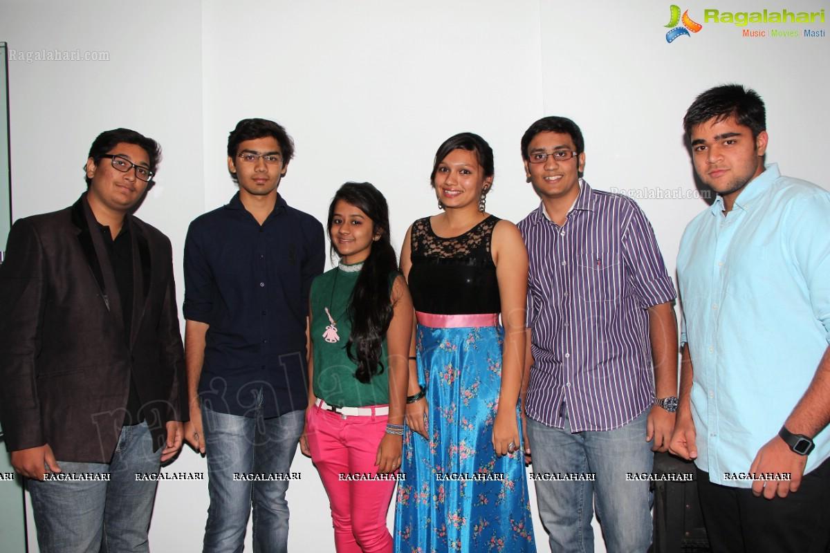 Hotel Rashmi Exclusive Coverage Rashmi Somanis 18th Birthday Party At Ebony