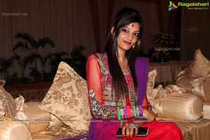 Priyasha Jalan Weds Tapish Agarwal