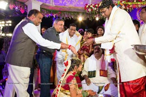 Vepuri Shivakumar Daughter Wedding
