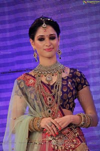 Tamanna Joh Rivaaj Fashion Show